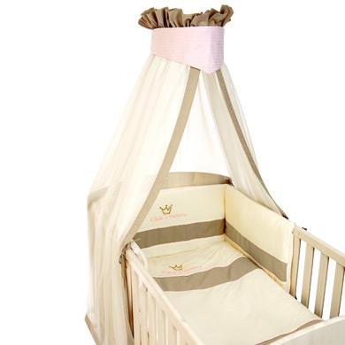 Be Be s Collection Bettset 3-tlg, kleine Prinzessin Nicki