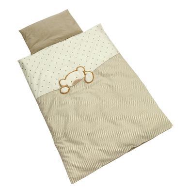 Kindertextilien - Be Be 's Collection Bettwäsche 100 x 135 cm, Big Willi beige  - Onlineshop Babymarkt