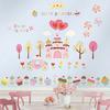 Adesivo murale RoomMates® Wall Sticker CUPCAKE CASTLE