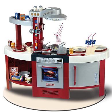 Theo klein Cuisine enfant électronique Miele Gourmet International 9155