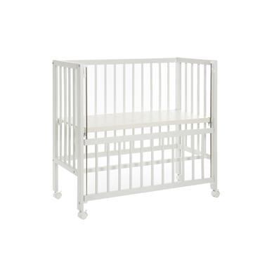 Kinderbetten - fillikid Beistellbett Cocon weiß Gr.95x45 cm  - Onlineshop Babymarkt