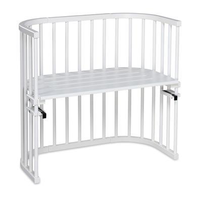 babybay  Sideseng/Sengekant Original hvit med ekstra ventilasjon - Hvit