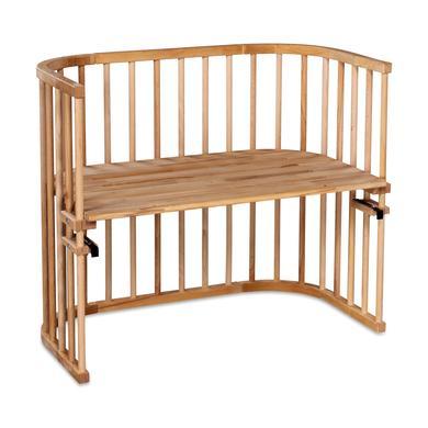 Kinderbetten - babybay Beistellbett Maxi Kernbuche geölt  - Onlineshop Babymarkt