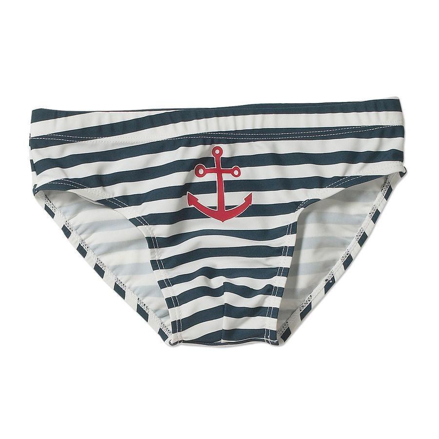 Playshoes Boys UV Schutz Badehose maritim marine