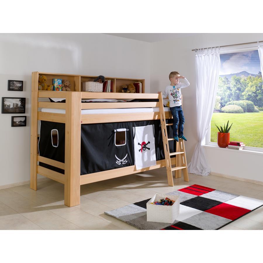 preisvergleich vorhangset spielbett inkl hakenband magnum beni und willbilliger. Black Bedroom Furniture Sets. Home Design Ideas
