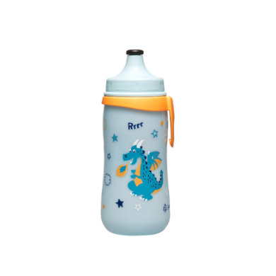 NIP PP Kids Cup Láhev 330ml Family Boy s Push-Pull pítkem