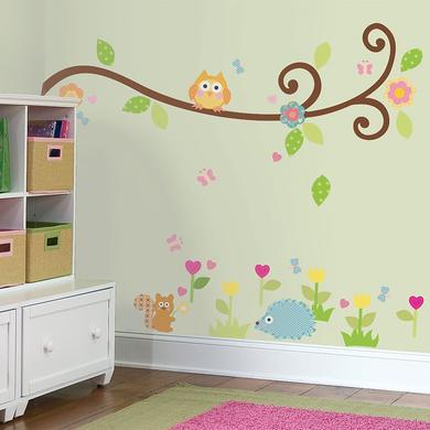 Wanddekoration - RoomMates® Wandsticker Frühlingsbaum  - Onlineshop Babymarkt