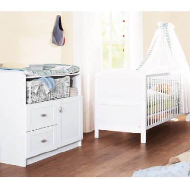 Babyzimmer - Pinolino Sparset Laura 2 teilig  - Onlineshop Babymarkt