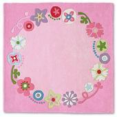 Kinderteppich rosa  Kinderzimmer-Teppich online kaufen - babymarkt.de