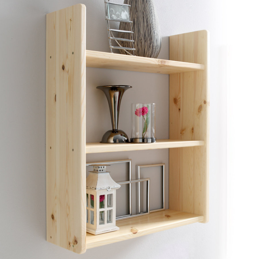 wandregal kiefer preisvergleich die besten angebote online kaufen. Black Bedroom Furniture Sets. Home Design Ideas
