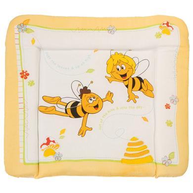 Roba Aankleedkussen Soft Maja de bij 85 x 75 cm Geel
