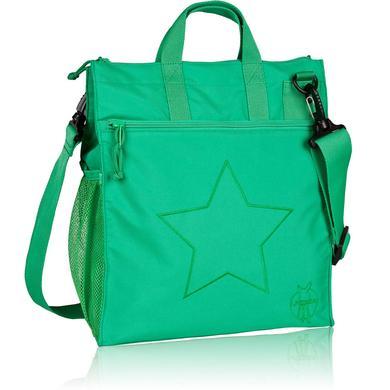 L�SSIG Buggy Bag Kinderwagentas Deep Green