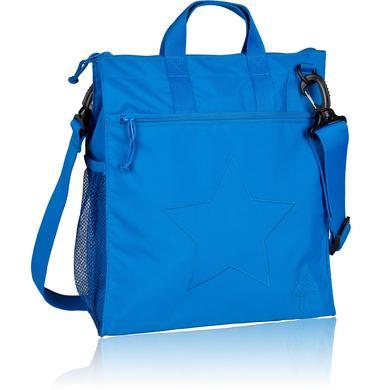 L�SSIG Buggy Bag Kinderwagentas Star Blue