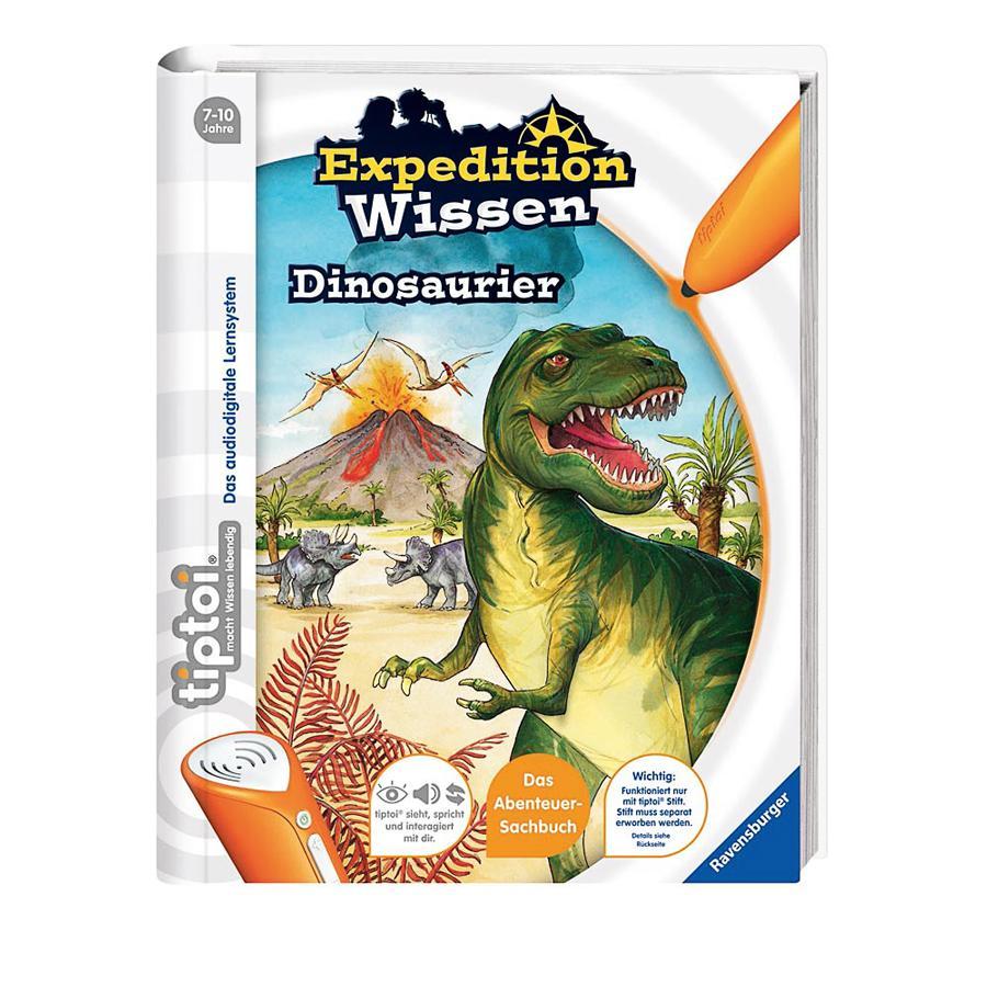 Ravensburger tiptoi® Expedition Wissen: Dinosau...