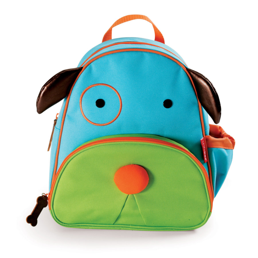 SKIP HOP Kinderrucksack Zoo Pack Dog