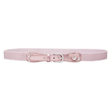 PLAYSHOES Pasek do spodni kolor różowy