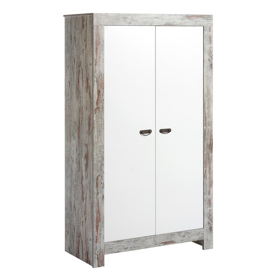 SCHARDT Nordic Chic Armoire 2 portes