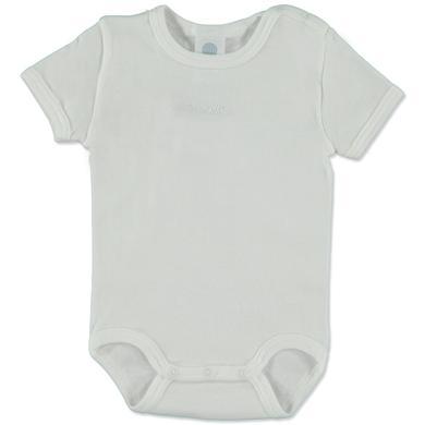 Sanetta Baby Body 1 4 Arm weiss weiß Gr.86 Unisex