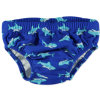 PLAYSHOES Boys UV-bescherming zwemluier Hai marine