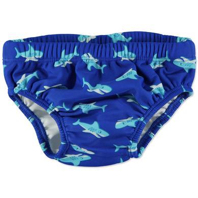 Playshoes Boys UV Schutz Badewindel Hai marine blau Jungen