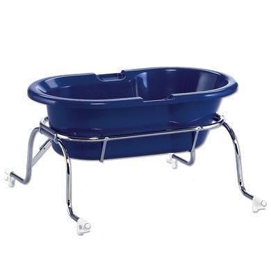 Geuther Badewannenaufsatz 4808 metallic silber - grau