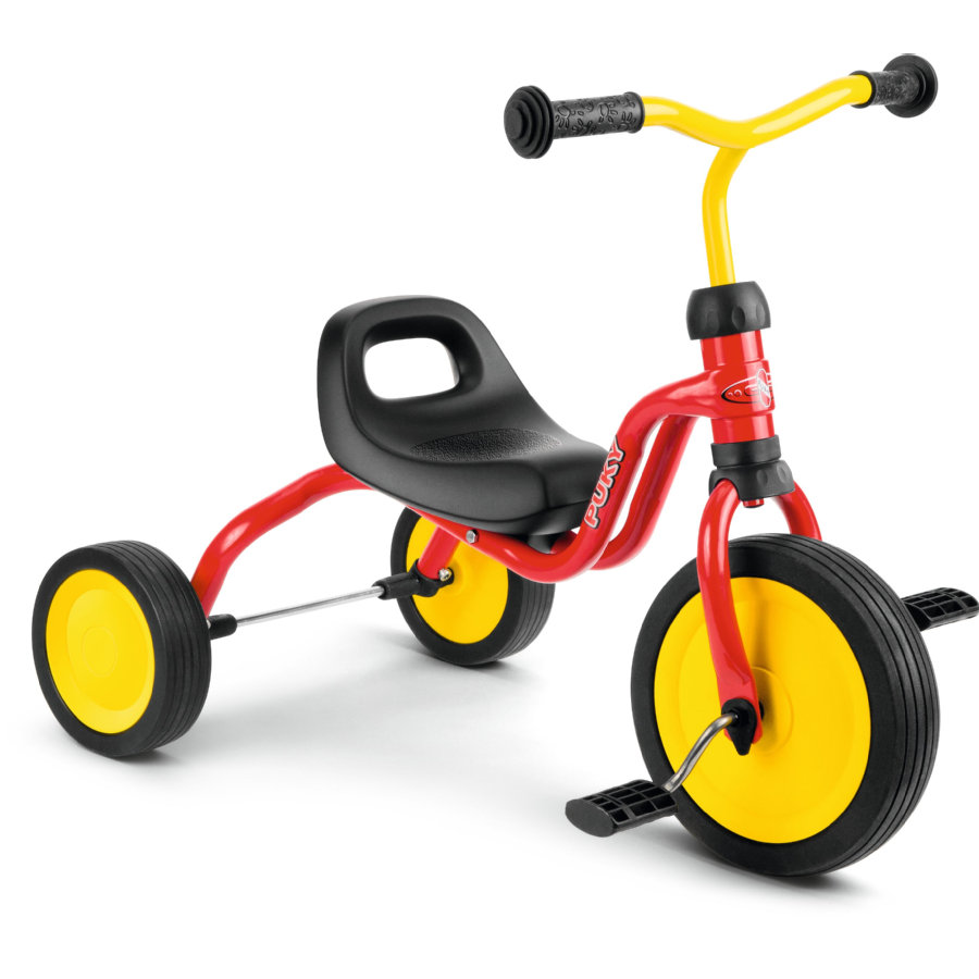 PUKY® Tricycle Fitsch®, rouge 2503