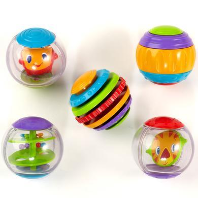 Image of bright starts ™ - Shake & Spin Activity Balls