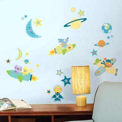 Wanddekoration - RoomMates® Wandsticker Rocketdog  - Onlineshop Babymarkt