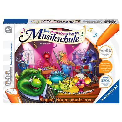 Ravensburger tiptoi - Die monsterstarke Musiksc...