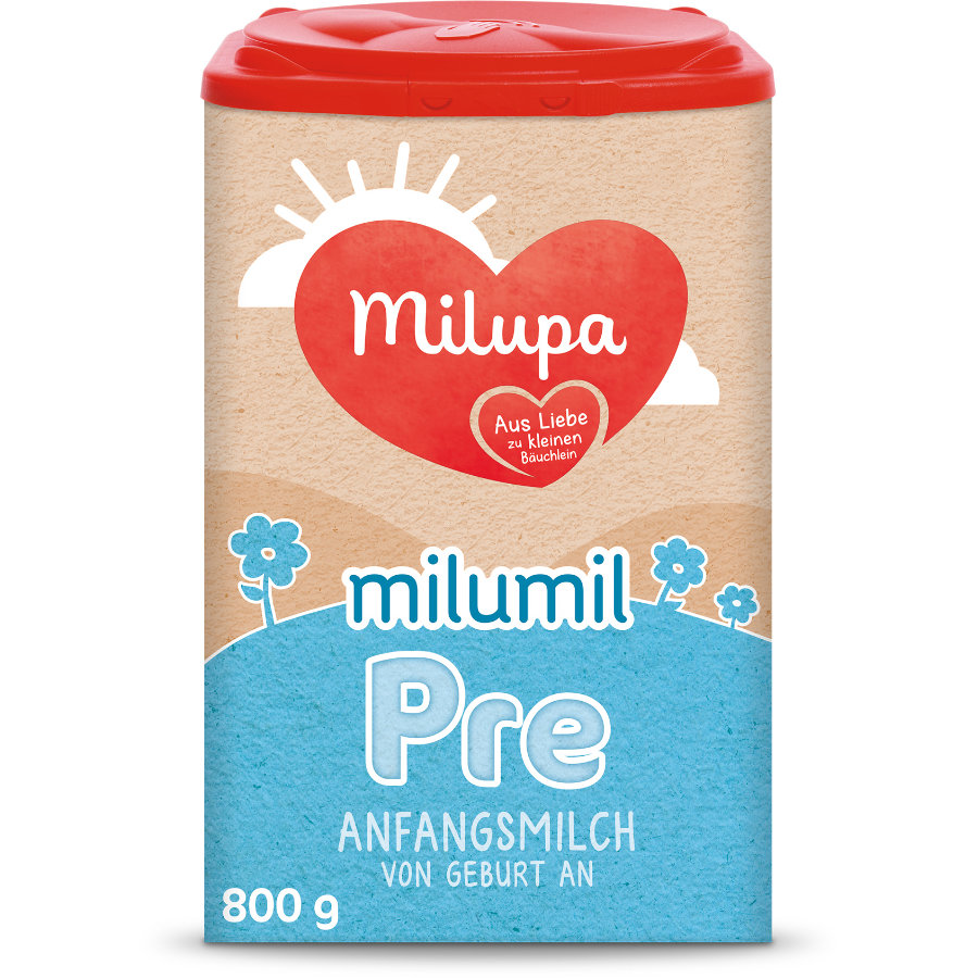 milupa Milumil Pre Anfangsmilch 800g