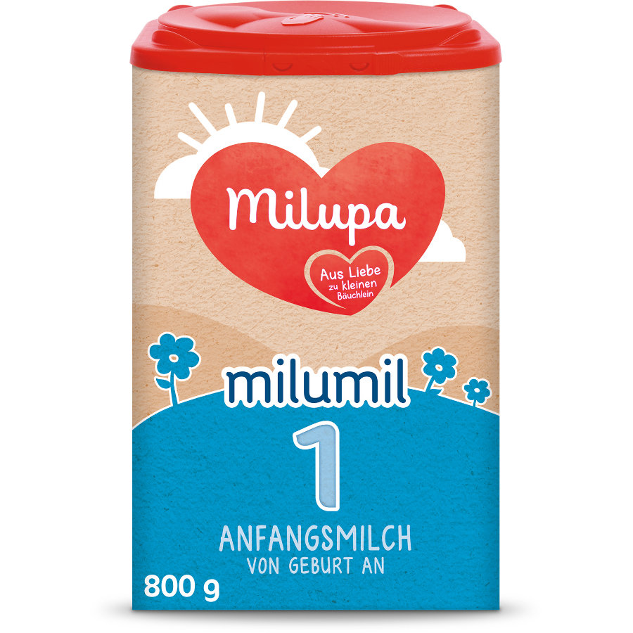 milupa Milumil 1 Anfangsmilch 800 g