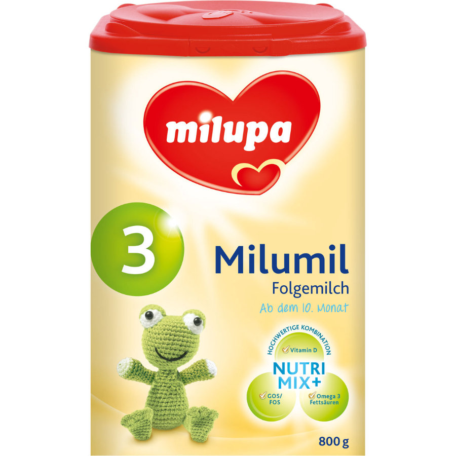 milupa Milumil 3 Folgemilch 800 g