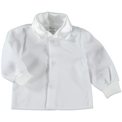 Carlina Boys Baby Hemd weiss weiß Jungen