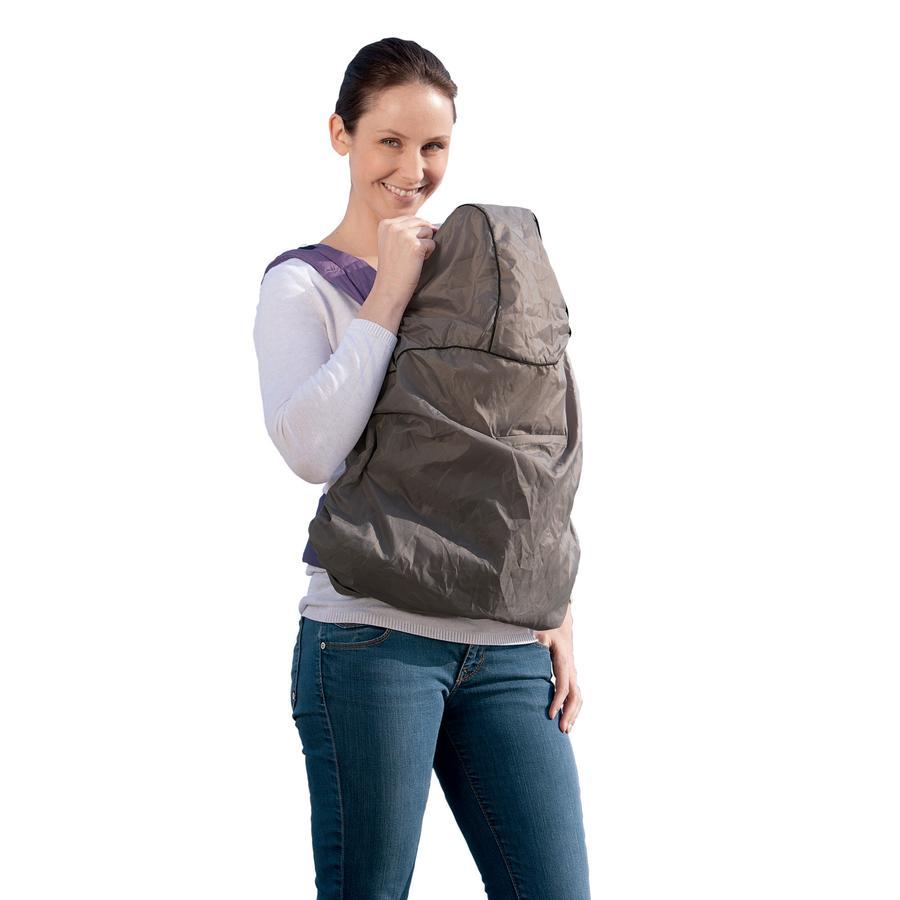 AMAZONAS Protection pluie pour écharpe de portage Raincover grise