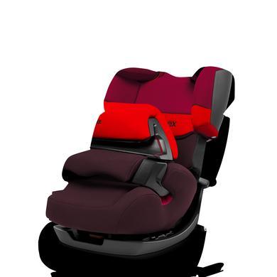 Cybex Pallas-fix Autostoel Rumba Red Collectie 2014