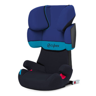 CYBEX Solution X-fix 2015 Blue Moon - modrá