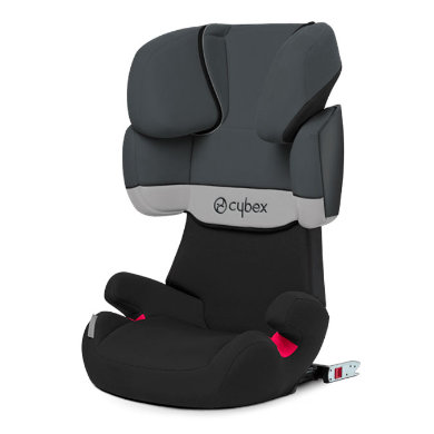 CYBEX Solution X-fix 2018 Gray Rabbit - šedá
