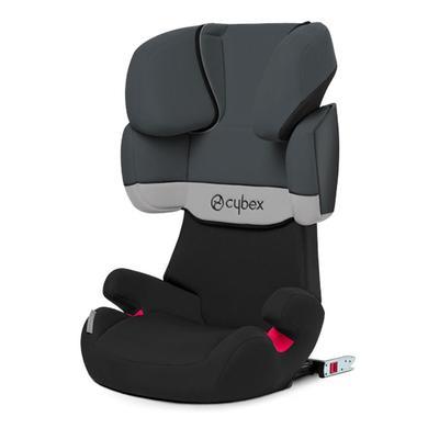 cybex SILVER Kindersitz Solution X-fix Gray Rabbit
