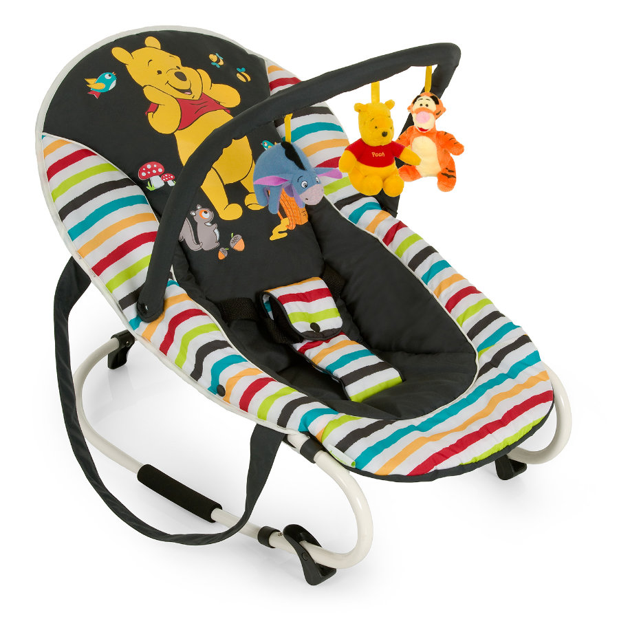 hauck Transat Bungee Deluxe Winnie l´ourson Disney Tidy Time
