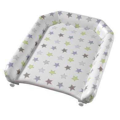 Geuther  Wickelplatte für Kinderbetten Sterne - weiß