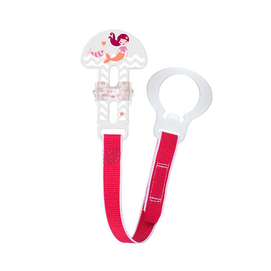 MAM Schnuller-Clip Fashion pink