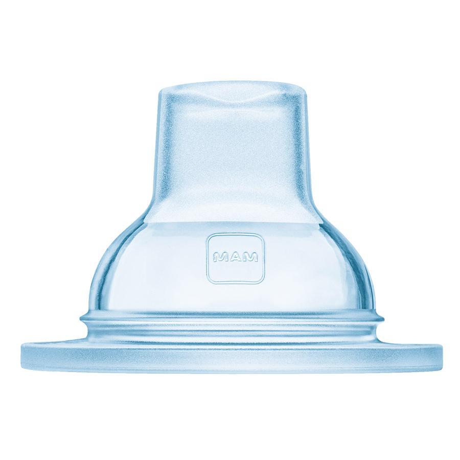 MAM Trinkschnabel Ultra-Soft für Flaschen ab 4 Monaten