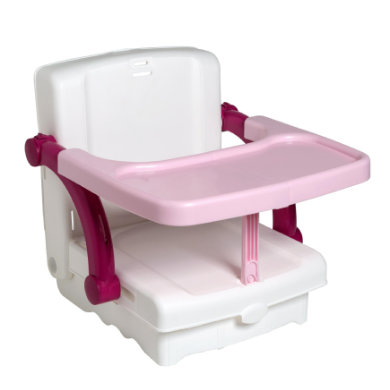 Rotho Babydesign  High Seat Kids Kit - rosa/pink