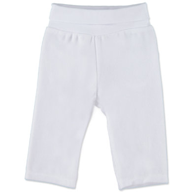 Steiff Baby Nicki Hose bright white weiß Unisex