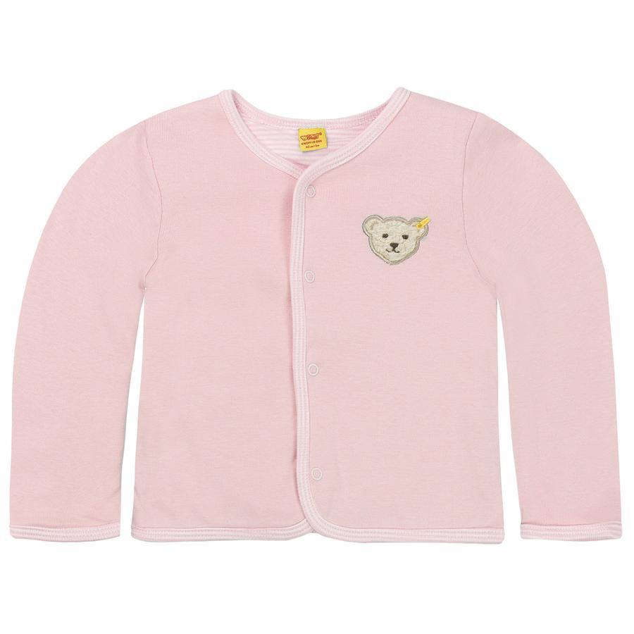 STEIFF Girls Baby Sweatjacke barely pink
