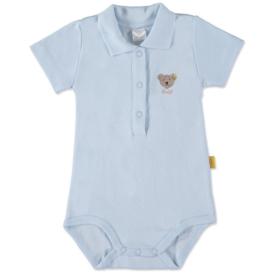 STEIFF Boys Baby Body 1 4 Arm baby blue