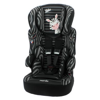 osann Kindersitz BeLine SP Luxe Zebra - schwarz