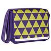 LÄSSIG Wickeltasche Casual Messenger Bag dark purple