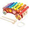BIECO Trekspeelgoed-Xylofoon