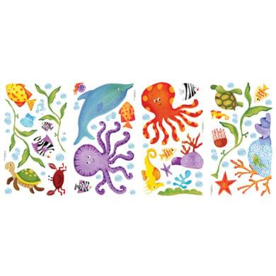 Wanddekoration - RoomMates® Wandsticker Unterwasserwelt bunt  - Onlineshop Babymarkt